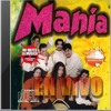 MANIA MUSICAL En Vivo.97  COMBARBALA  - 7 Letras - Eres Parte De Mí