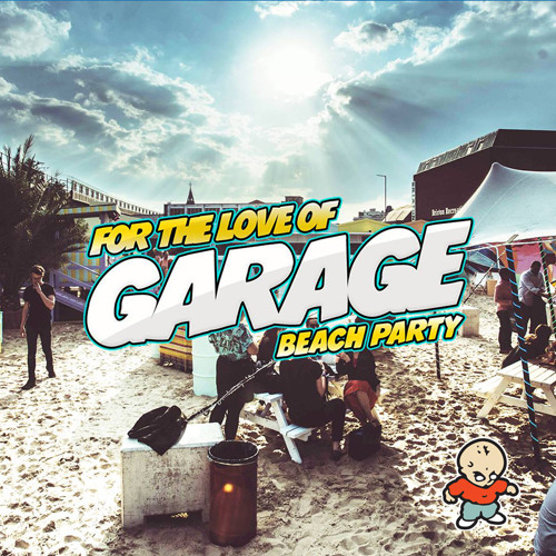 Brainz Live At For The Love Of Garage Beach Party 29/05/2017