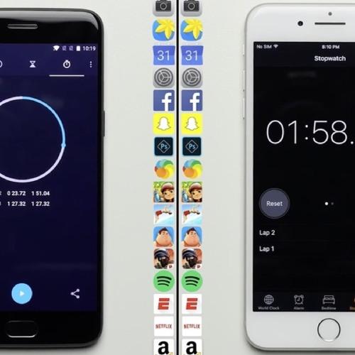 MyApple Daily (S04E204) #429: OnePlus 5 pobił iPhone'a7 Plus w teście szybkości otwierania aplikacji