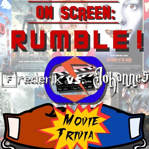 On Screen: Rumble - Movie Trivia Quiz: Frederik vs. Johannes (German/Deutsch)