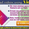 Download Videos Using Vidmate
