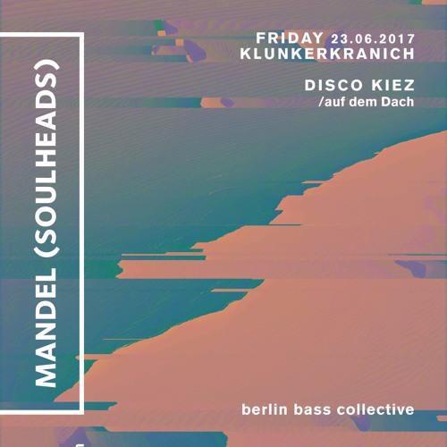 Mandel live at Disco Kiez auf dem Dach (23.06.17) @ Klunkerkranich Berlin