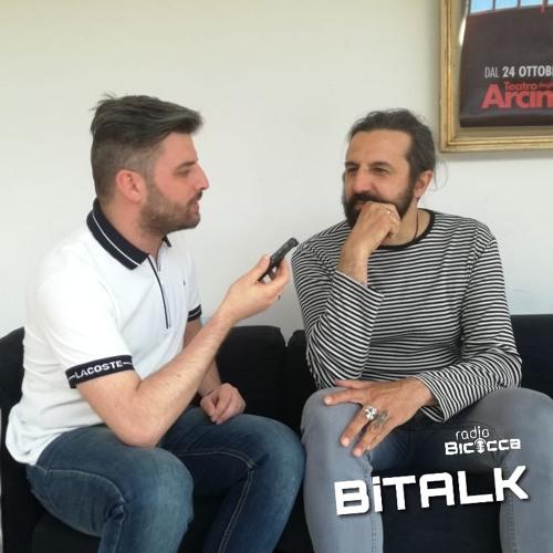 BiTALK - Omar Pedrini - evento I Magnifici 7