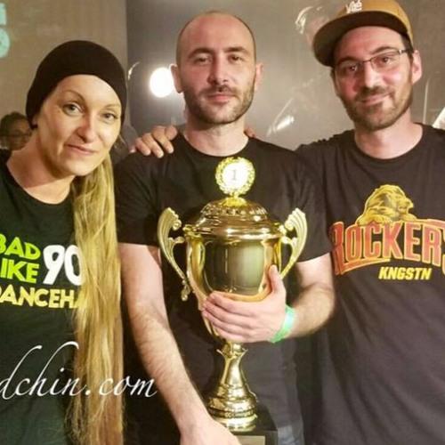 Beenie Man Custom Euro Rumble 2017