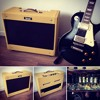 5E3 '57 Deluxe Replica - Guitar Amplifier Combo - Normal Channel