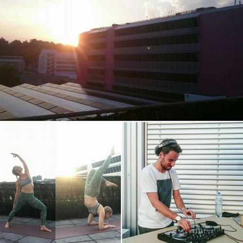 Sunset Electroyoga #1 - Live Dj Set By Matteo DC For Yoga Lab Geneva