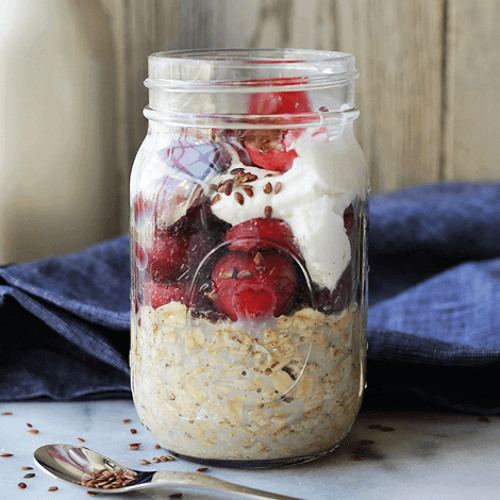 23rd June 2017 - Overnight Oats on The Malcolm Boyden Show BBC Hereford and Worcester