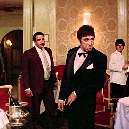 Scarface You Need People Like Me At Tvhbtl At Theyyysyndicate By