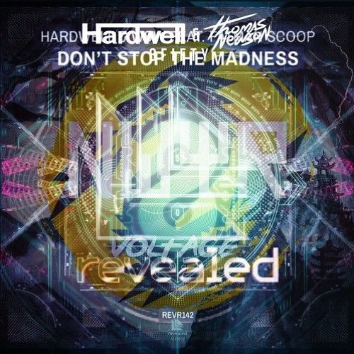 8Fifty vs Don't Stop The Madness vs Voltage (Hardwell UMF