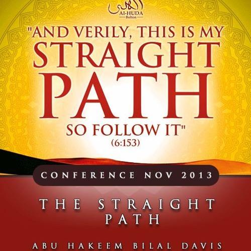 The Straight Path- Abu Hakeem