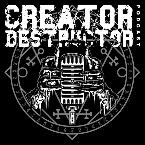 The Creator-Destructor Podcast, Episode 17!  Eric Harris (GYGAX)