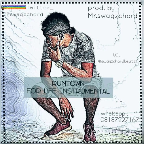 For Life by Runtown Instrumentals Prod by Mr Swagzchord