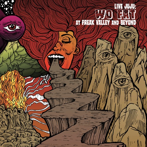 Wo Fat -  'There's Something Sinister In The Wind [Live At The Double Wide]' (Ripple Music)