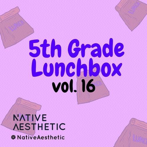 5th Grade Lunchbox #16