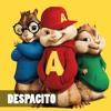 DESPACITO LUIS FONSI -  ALVIN Y LAS ARDILLAS