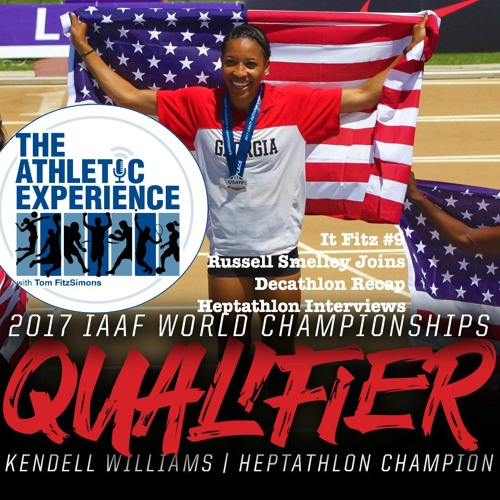 It Fitz #9 - Russell Smelley - US Championships - Kendell Williams / Sharon Day / Devon Williams