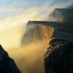 Edge of the World - Adrien Sepluchre