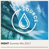 SOURCE - Summer Mix (Mixed By HIGHT) 2017-06-28 Artwork