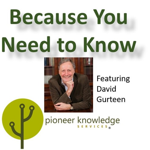 PKS - Because You Need to Know: With David Gurteen.