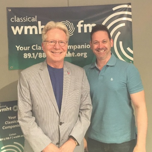 Interview with John Mauceri on Classical WMHT-FM