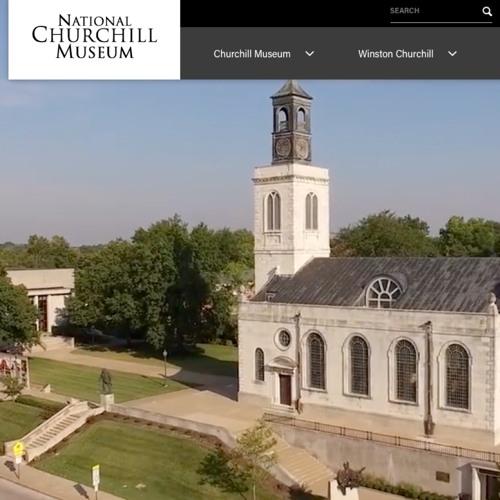 National Churchill Museum Website