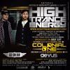 Guto Putti (Aevus) & Colonial One - High Trance Energy 063 2017-07-01 Artwork