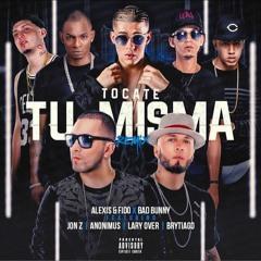 Tocate Tu Misma (Official Remix)