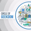 Circle of Geekdom Podcast- Classic Gaming and Glow and Top 3 Favorite Video Game Characters