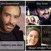 Interviews with Lee Greenwood, Ray Scott, & Megan Whalen Turner