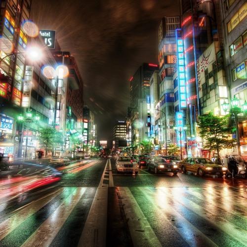 Life In Technicolor: Tokyo
