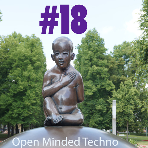 Open Minded Techno #18 01.07.2017