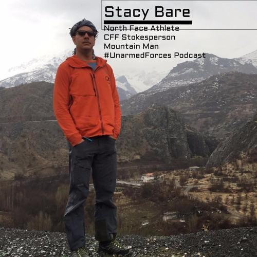 "#UnarmedForces Podcast | Stacy Bare | AKA ""Broken Giraffe"""