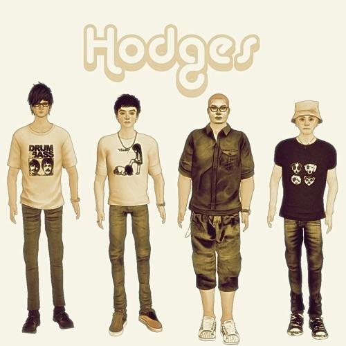 Hodges - Seaprints (Altadena Hotel Cover)