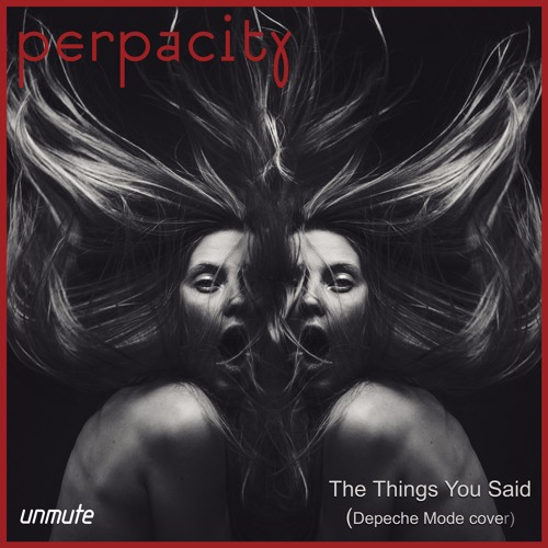 The Things You Said(Depeche Mode cover) - Out now