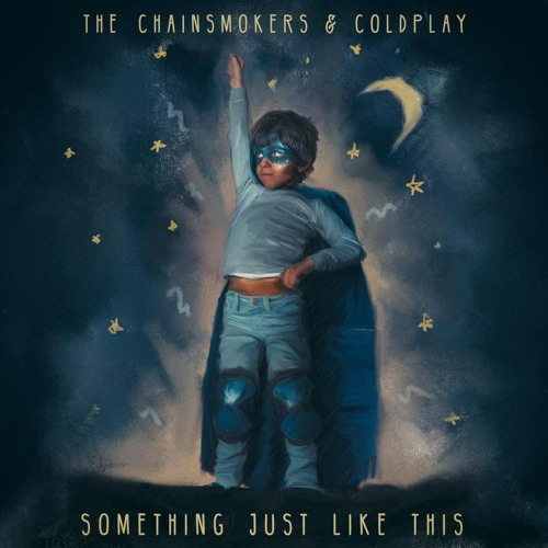 COLDPLAY - Something Just Like This (Jackinsky Club Mix)