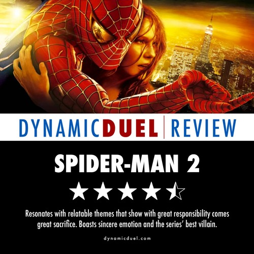Spider-Man 2 Review – Special Guest Maggie Hart