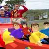 The Wiggles And WiggleMania Singing Toot Toot, Chugga Chugga, Big Red Car