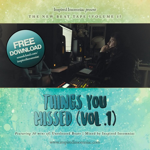 Things You Missed (Vol.1) [FULLMIX]