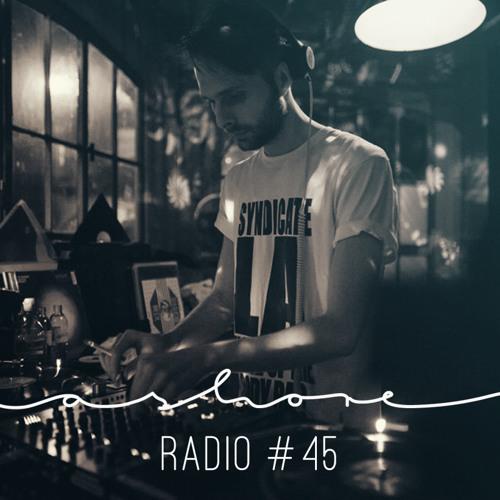 Ashoreradio #45 - Glenn Astro (Money $ex Records)