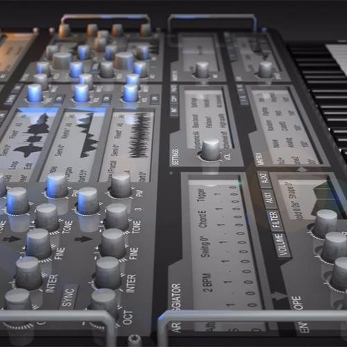 Tone2 Electra2 Cinematic soundset demo work