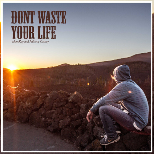 MonoKey - Don´t Waste Your Life (feat. Anthony Carney)