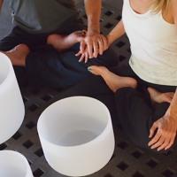 Chakra Balancing Guided Meditation with 7 Crystal Bowls