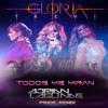 Gloria Trevi - Todos Me Miran (Adrian Lagunas Pride Remix) Portada del disco