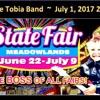 Fifty Dollar Bill ATB State Fair Meadowlands  NJ Sat7-1-2017 SMQ
