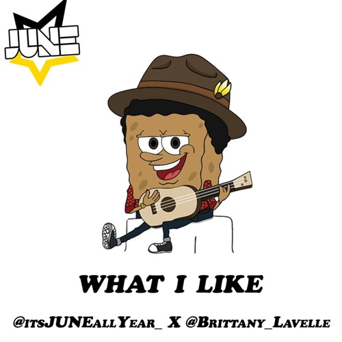 Bruno Mars WHAT I LIKE Cover by JUNEallYear