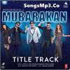 Mubarakan Title Song | Anil Kapoor | Arjun Kapoor | Ileana D'Cruz | Athiya Shetty | Badshah