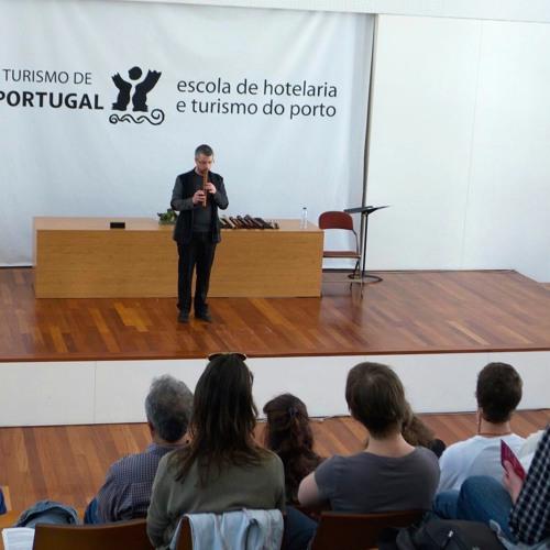 Improvisation on La Spagna (Live In Porto, May 3, 2014)
