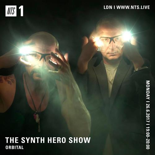 Orbital: Synth Hero Mix