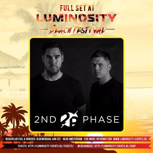 2nd Phase @ Luminosity Beach Festival 2017-06-23