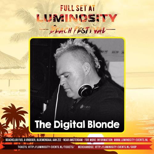 The Digital Blonde @ Luminosity Beach Festival 2017-06-24